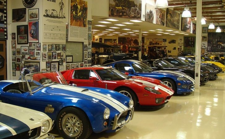 Largest Expensive Private Car Collections Gulf Luxury