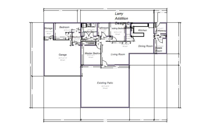 Larry Design Plans Make Ranch House Ada Accessible