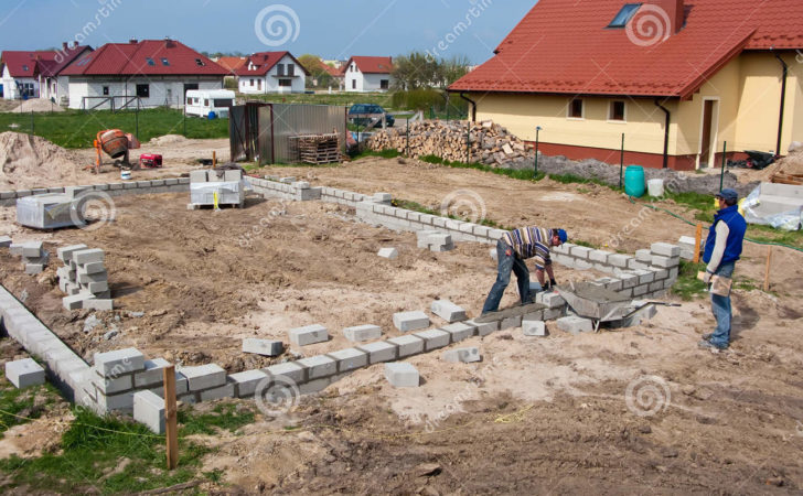 Laying House Foundations