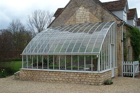 Lean Victorian Greenhouses