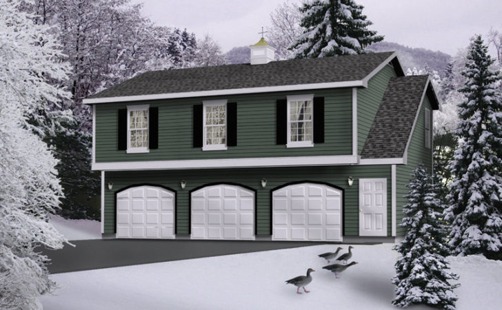 Levana Apartment Garage Plan House Plans More