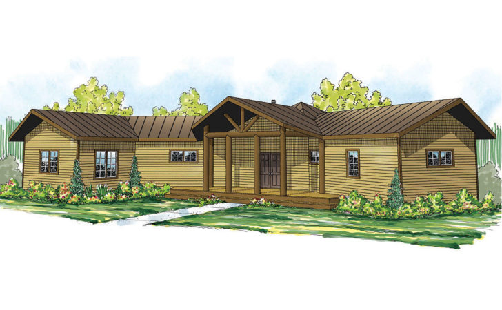 Lodge Style House Plans Greenview Associated