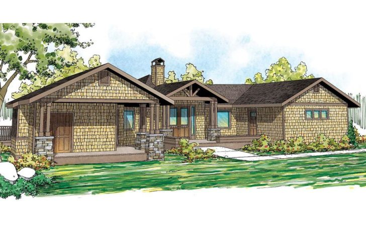 Lodge Style House Plans Sandpoint Associated