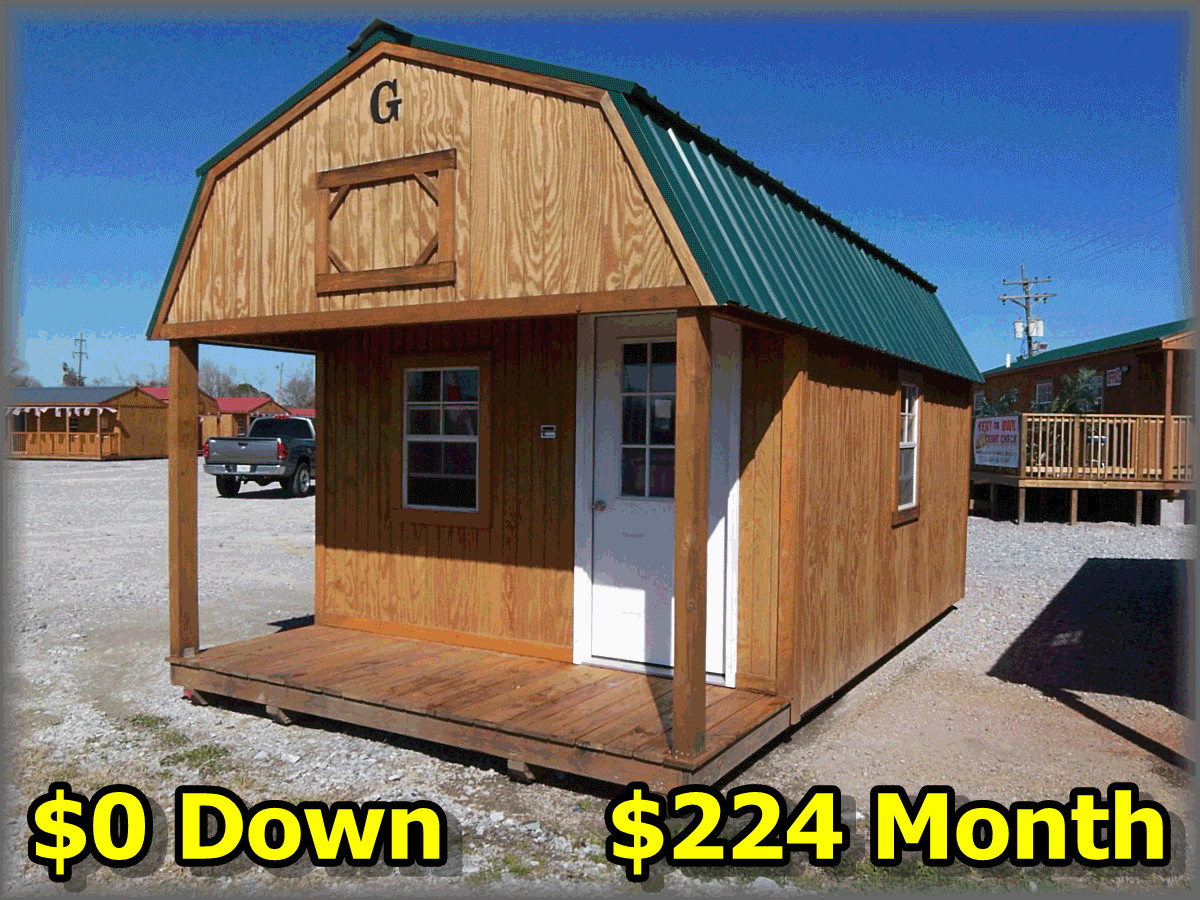 Lofted Barn Cabin Call Build Wood