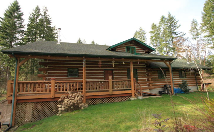 Log Cabin Logs Cheap Build Homes