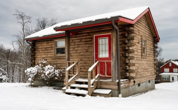 Log Cabin Small Plans