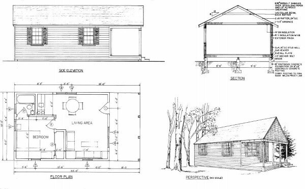Log Home Plans Totally Diy Cabin Floor