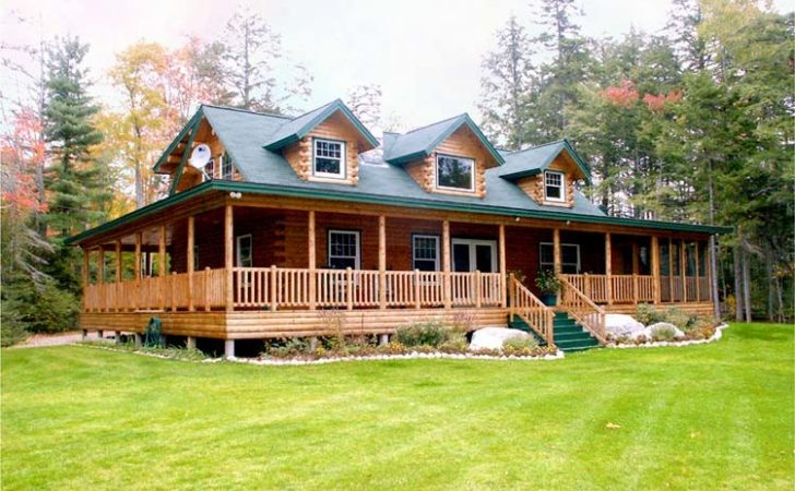 Log Homes Plans Designs Homesfeed