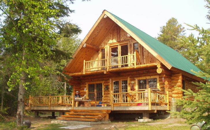 Love Log Cabin Builders
