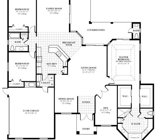 Lovely Home Builder Plans House Floor Plan Design