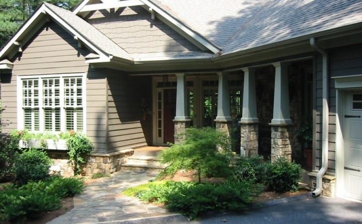 Lovely House Plans Front Porches Ranch Style