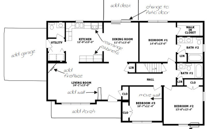 Lovely Sample House Plans Country Home Designs Floor