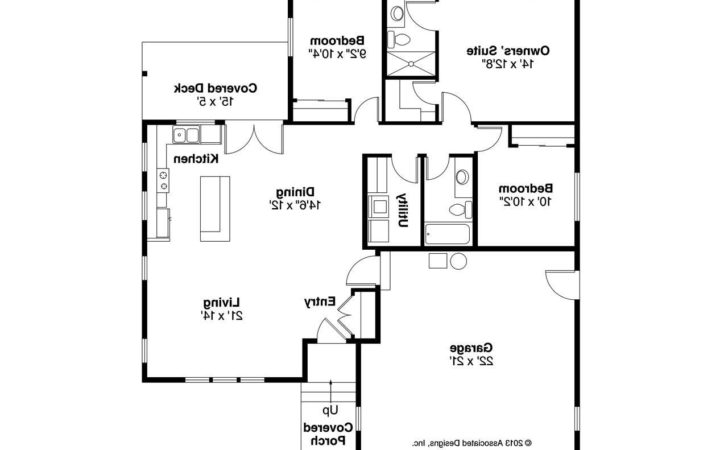 Lovely Small Footprint Story House Plans Plan