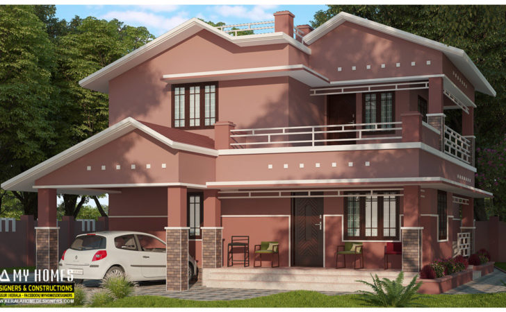 Low Budget Kerala Home Designers Constructions Company