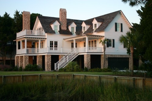 Low Country Architecture Content Cottage