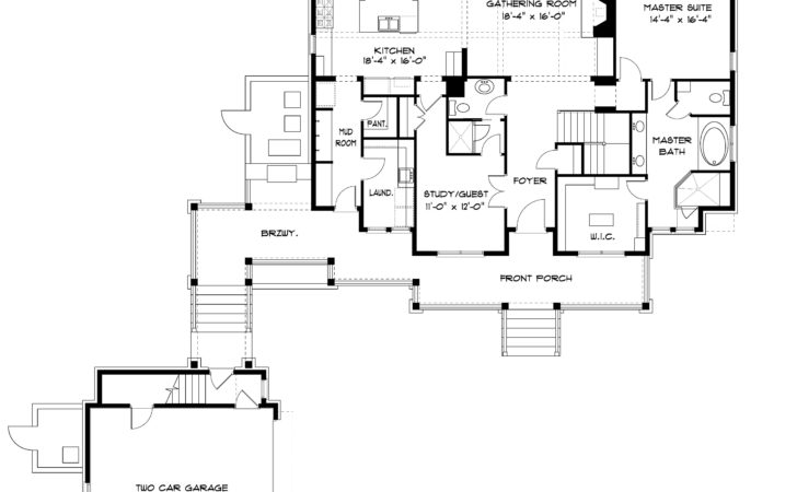 Low Country Cottage House Plans Design