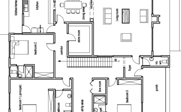 Low Country House Plans Floor Plan Popular Home Design