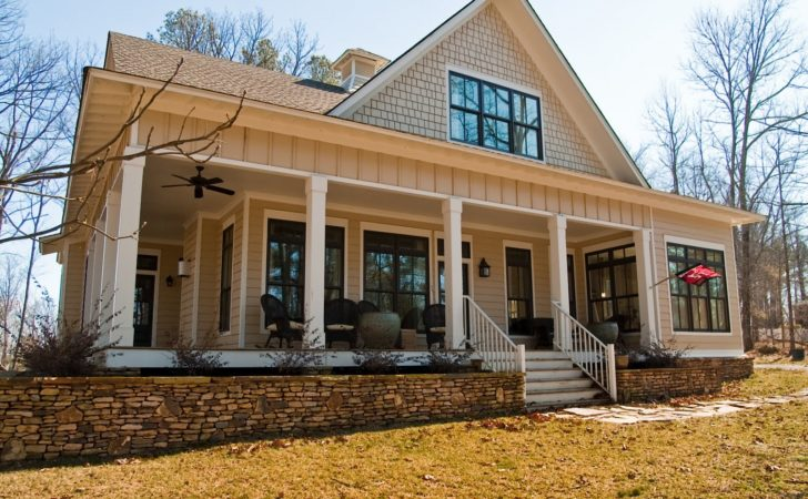 Lowcountry Style House Southern Living Low Country