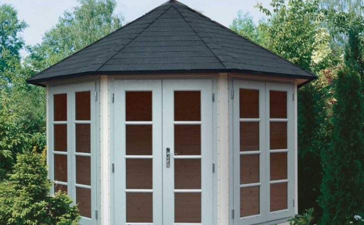 Lugarde Prima Avantgarde Summer House Double Glazed
