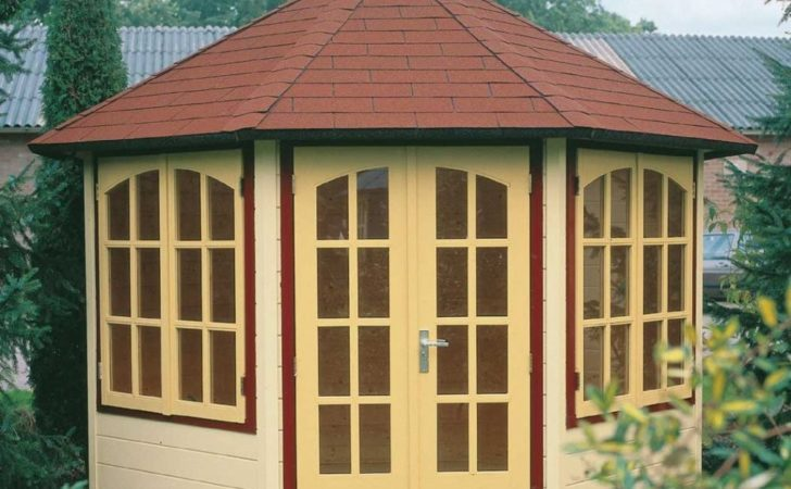 Lugarde Prima Donna Summer Pavillion Double Glazed