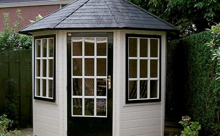 Lugarde Prima Leoni Summer House Pavillion Top Hung