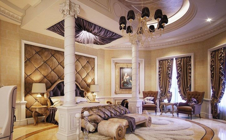 Luxurious Bedroom Interior Design Ideas