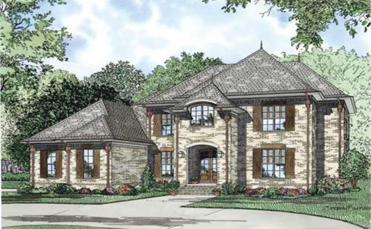 Luxury European House Plans Home Design