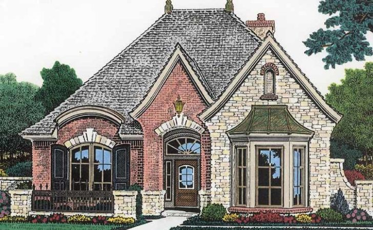Luxury French Country House Plans Cottage