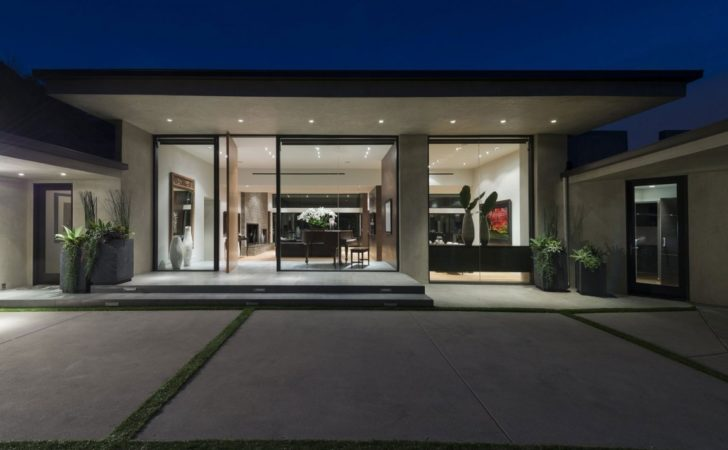 Luxury Home Beverly Hills Characterised Warmth