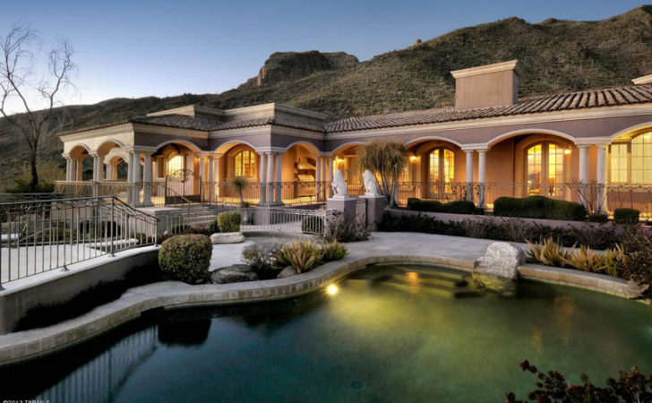 Luxury Home Sales Tucson Heating News