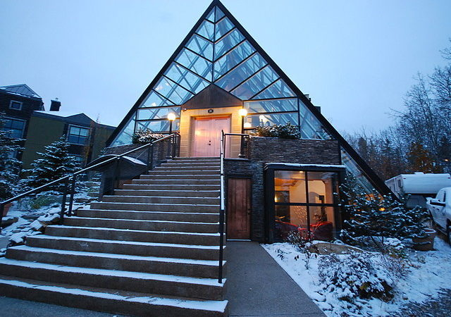 Luxury Homes Pyramid House Calgary Loftyfinds