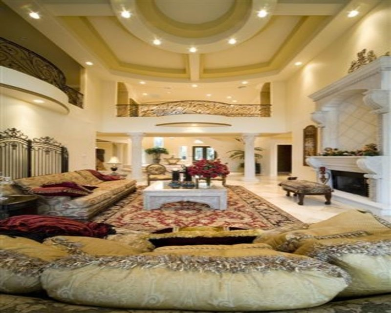 Luxury House Interior Small Furnitureteams