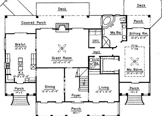 Luxury House Plan Ultimate Home Plans