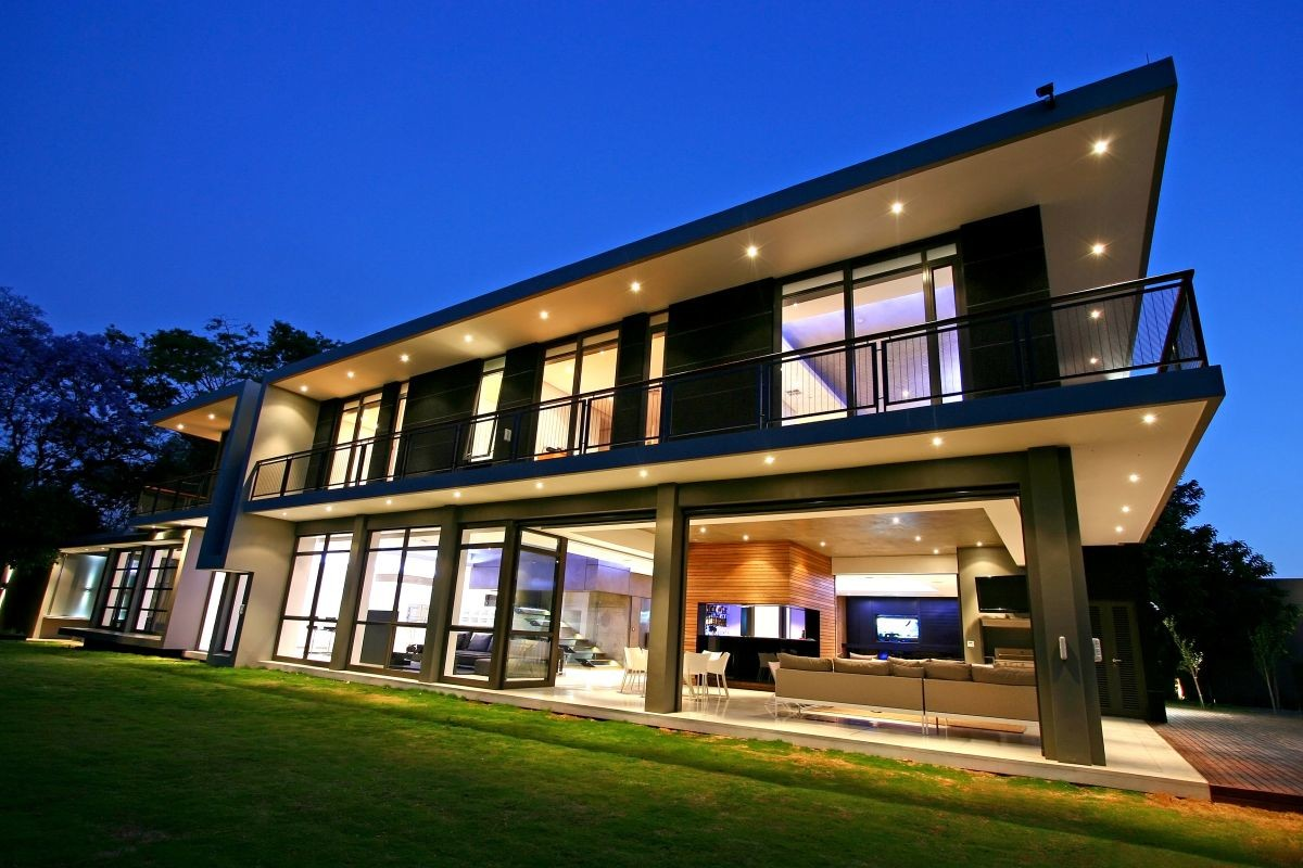 Luxury Large Contemporary House Home Building