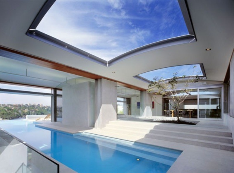 Luxury Ocean House Sydney Australia Design