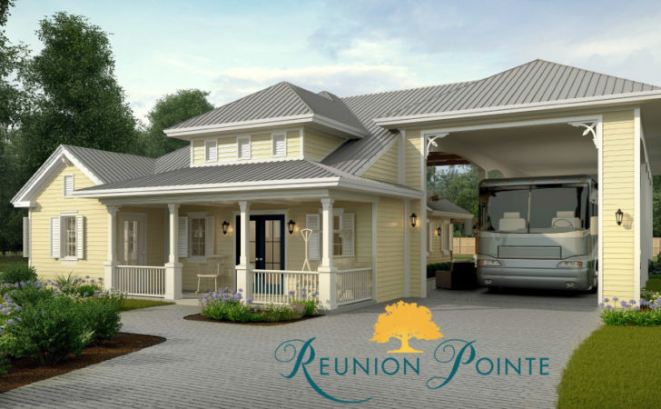 Luxury Port Home Community Reunion Pointe
