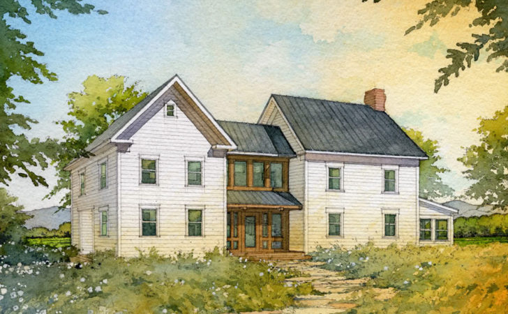 Madson Design House Plans American Homestead