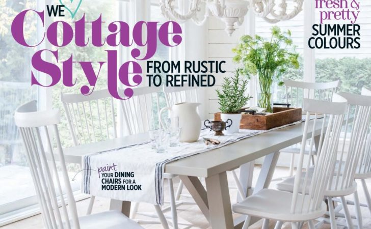 Magazine Style Home August Canada Read