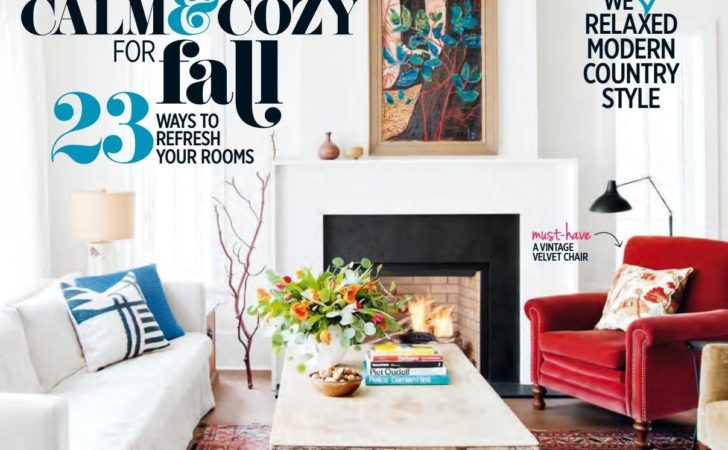Magazine Style Home October Canada Read