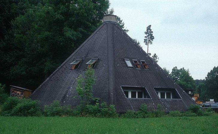 Magic Pyramid House