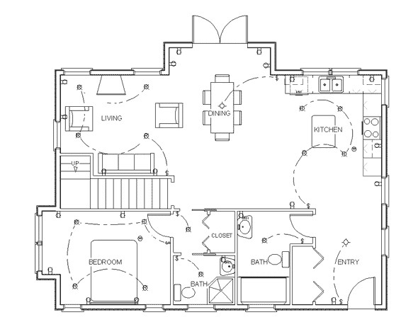 Make Your Own Blueprint Draw Floor Plans