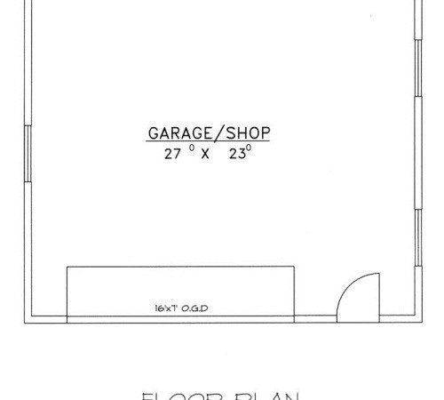 Maniteau Car Garage Plans