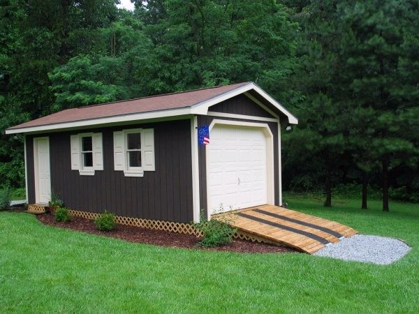 Many Types Designs Outdoor Storage Sheds Cool