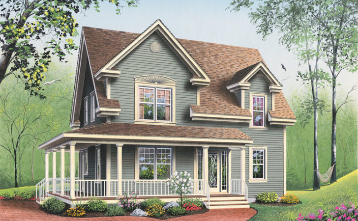 Marion Heights Farmhouse Plan House Plans More