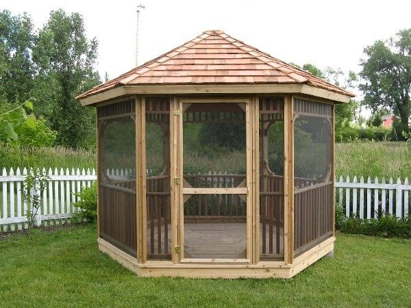 Mark Gazebos National Sales Minnesota Wisconsin