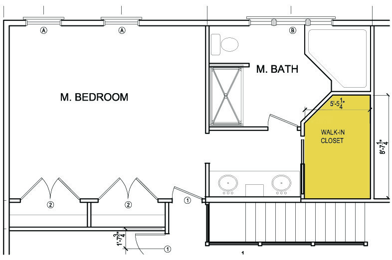 Master Suite Renovation Pinterest Bathroom Floor