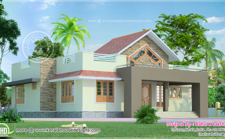 May Kerala Home Design Floor Plans