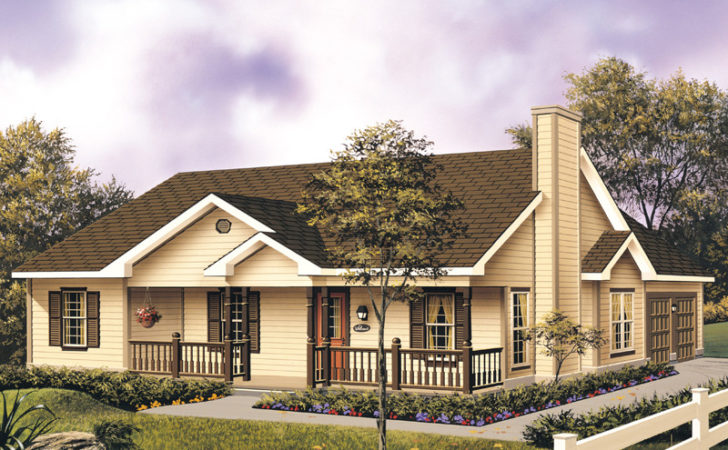 Mayland Country Style Home Plan House Plans