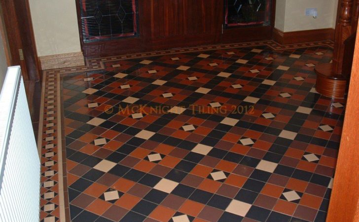 Mcknight Tiling Original Style Victorian Floors