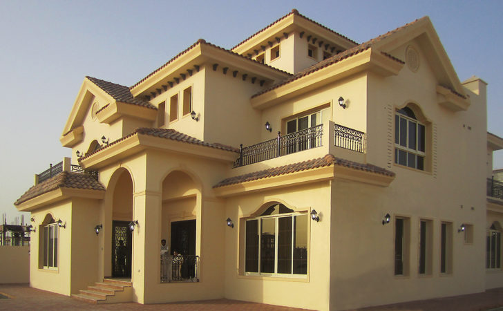Mediterranean Villa Palace Engineering Consultants
